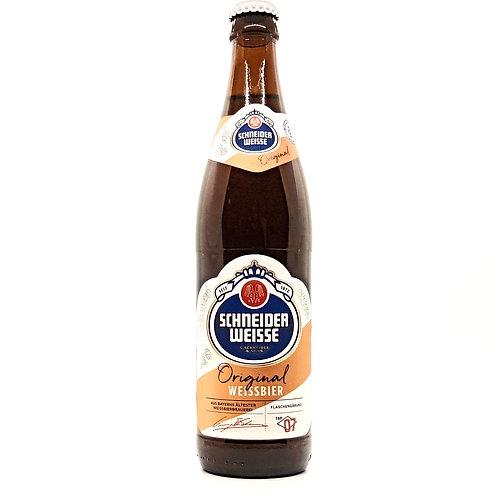 SCHNEIDER - Weisse Original Tap 7 - 5.4%