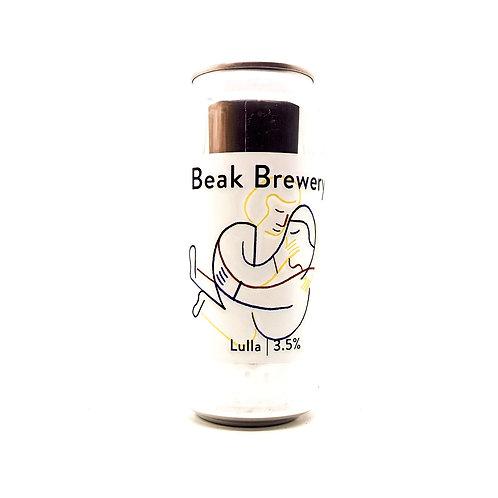 BEAK BREWERY - Lulla 3.5%