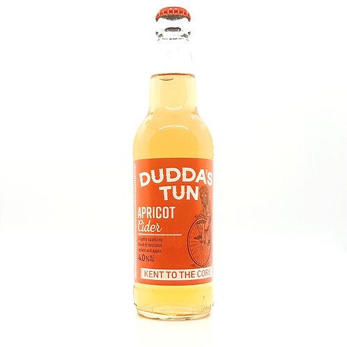 DUDDA'S TUN CIDER - Apricot 4%