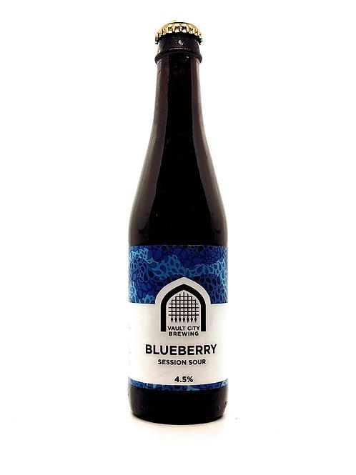 VAULT CITY BREWING - Blueberry Session Sour 4.5%