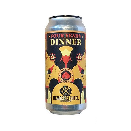 DE MOERSLEUTEL - Four Years Dinner - Imperial Stout 13%
