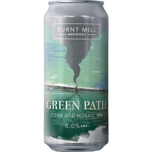 BURNT MILL - Green Path - IPA 6%