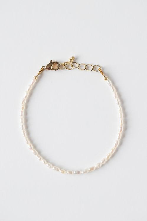 Little Silver Lining Bracelet