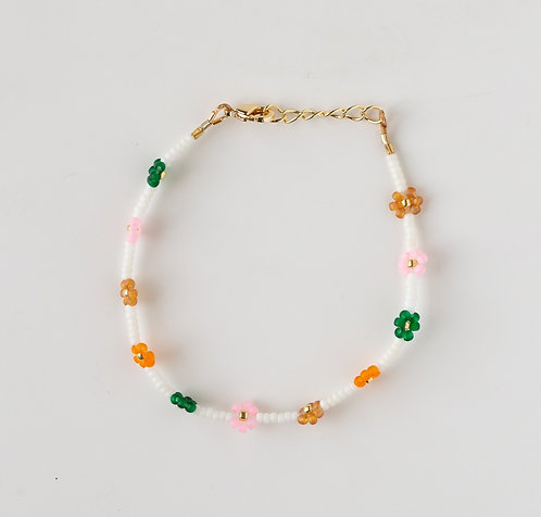 Flower Patch Bracelet