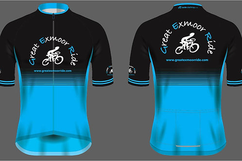 GER Cycling Jersey - MENS