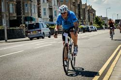 Prostate Cancer UK blue jersey