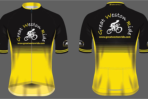 GWR Cycling Jersey - MENS