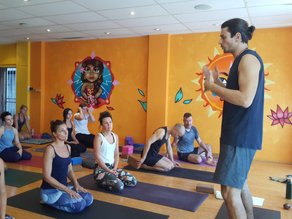 Handstand workshop discussion - Joao da Costa