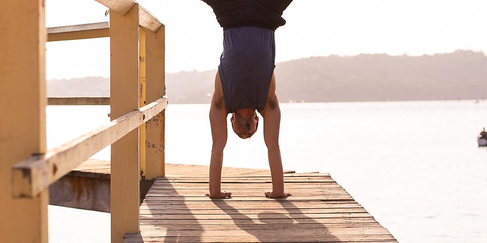 Monthly Handstand Workshop - June 28th