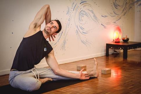Yin Yoga - Joao da Costa