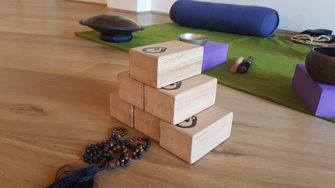 Handstand Blocks - Joao da Costa Yoga