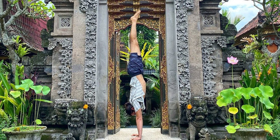 Monthly Handstand Workshop - May 31st