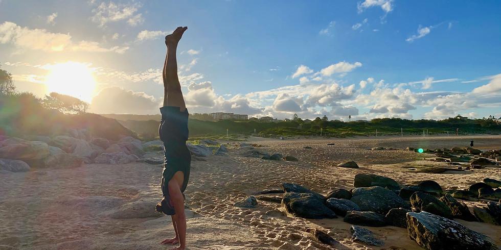 Feet Off the Ground: An Arm Balances & Handstand Workshop