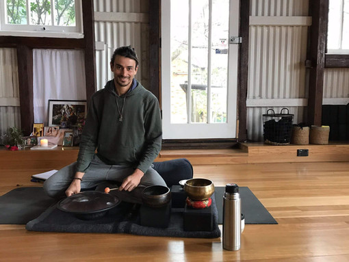 Sound Bath - Joao da Costa Yoga