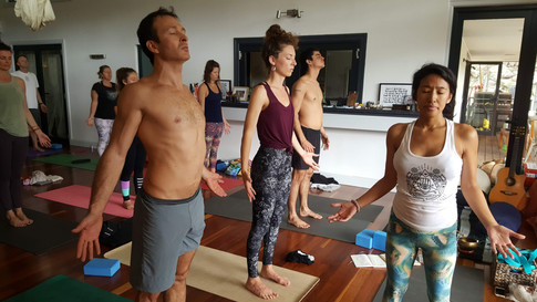 Marja Yoga Retreat Yoga Class