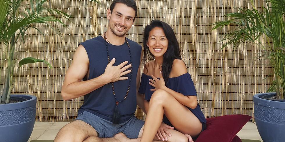 Heart & Fire Bali Retreat 2020
