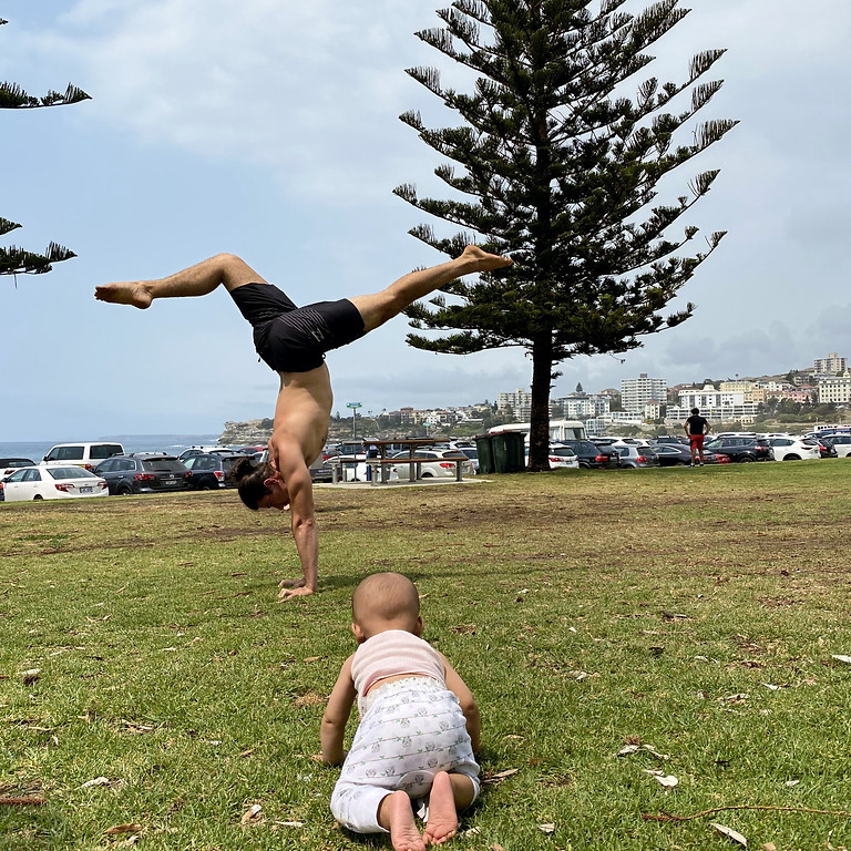 Monthly Handstand Workshop - May