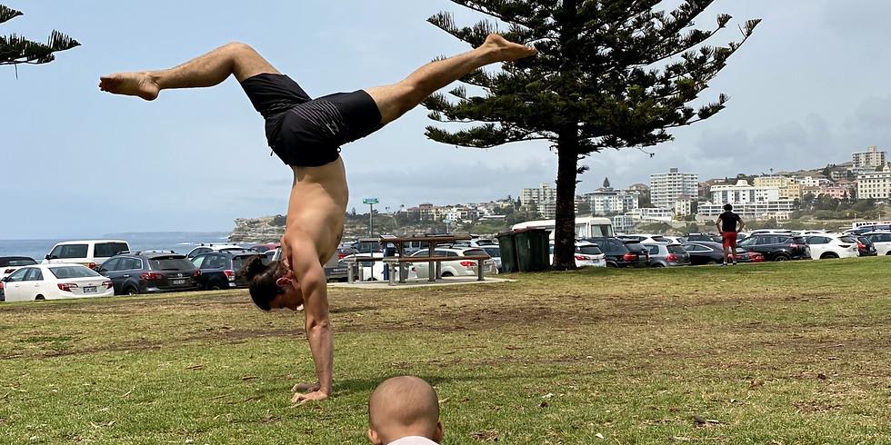 Monthly Handstand Workshop - May