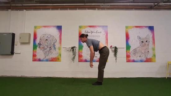 Handstand Practice - Joao da Costa Yoga