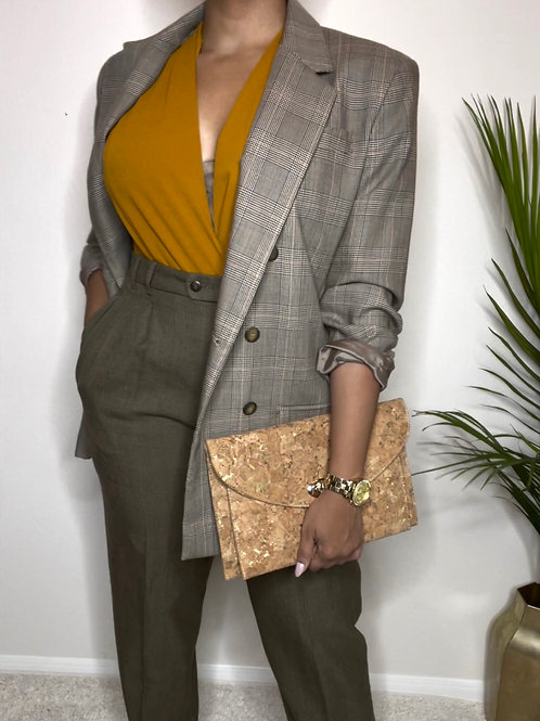 Oversized Vintage Lady Blazer