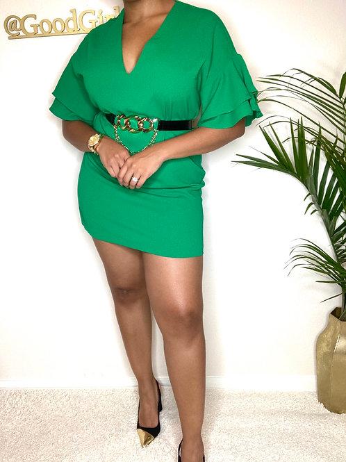 Zara Brunch Dress (M/L)