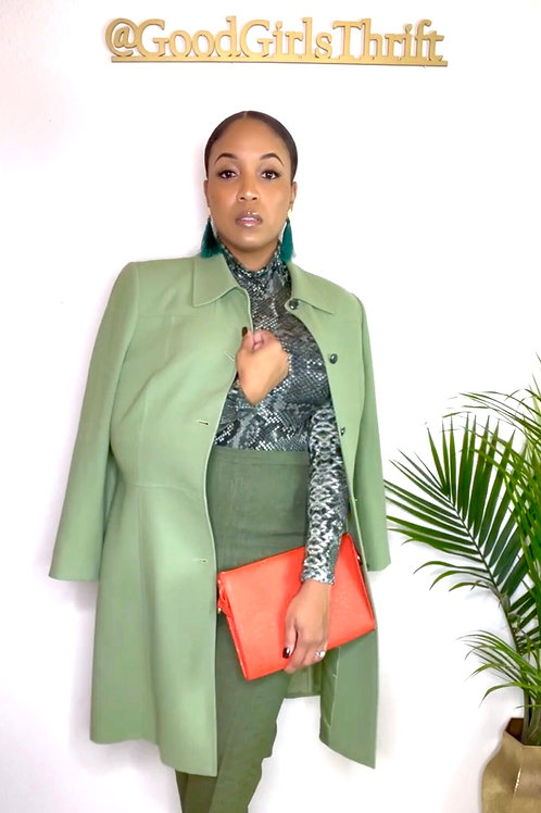 Green Apple Trench