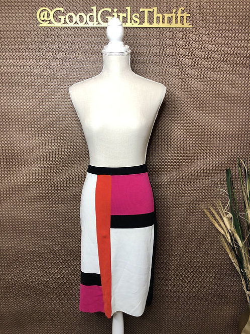 Color Block Skirt (L/XL)