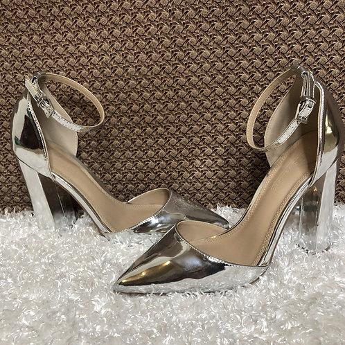 ASOS Metallic Heels (8)