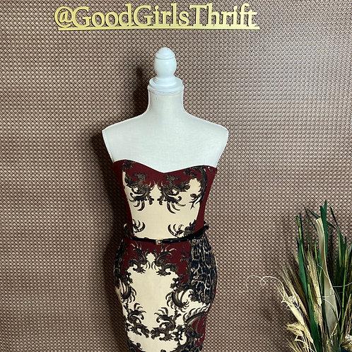 Date Night Midi Dress (M/L)