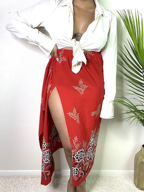 Tropical Tease Skirt (L)