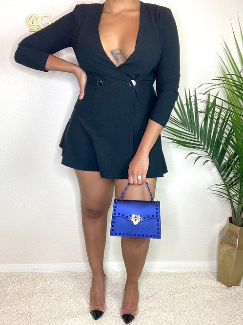 Zara Blazer Dress (M)