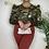 Thumbnail: Zara Sequins Camo Sweater (M)