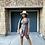 Thumbnail: Baddie Blazer Dress (Sz 8/M)