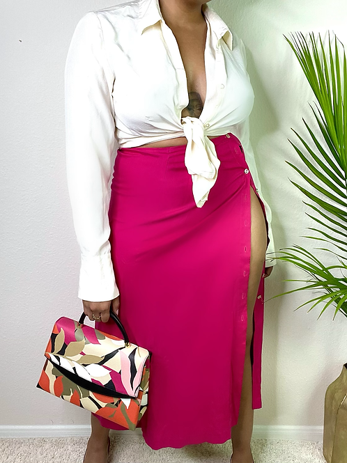 Pink Hottie Skirt (S)