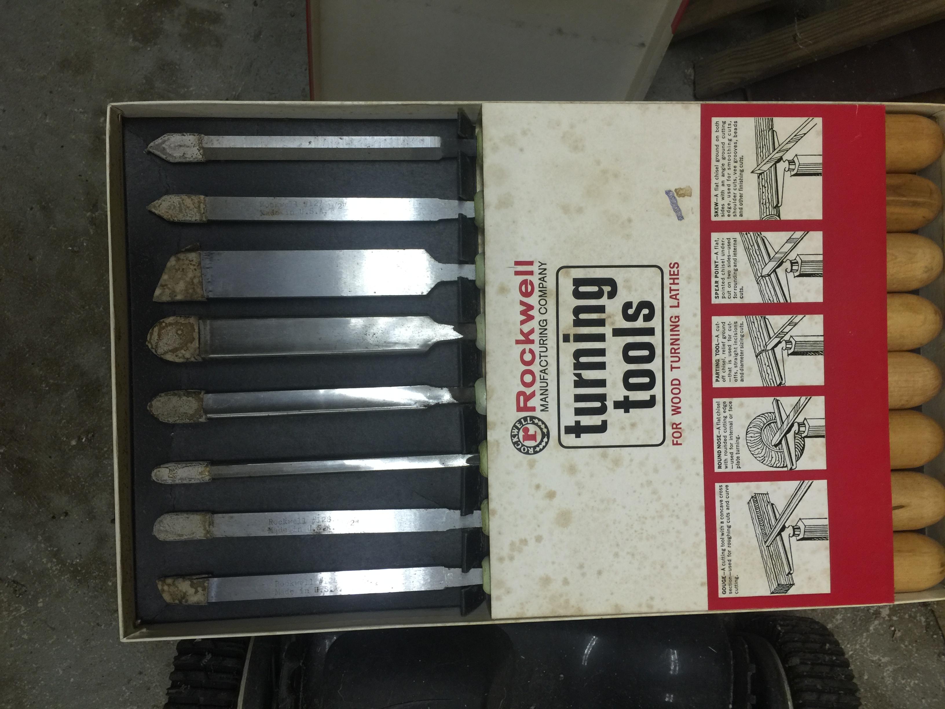 lathe tools