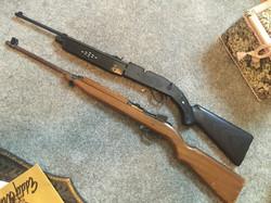 BB guns