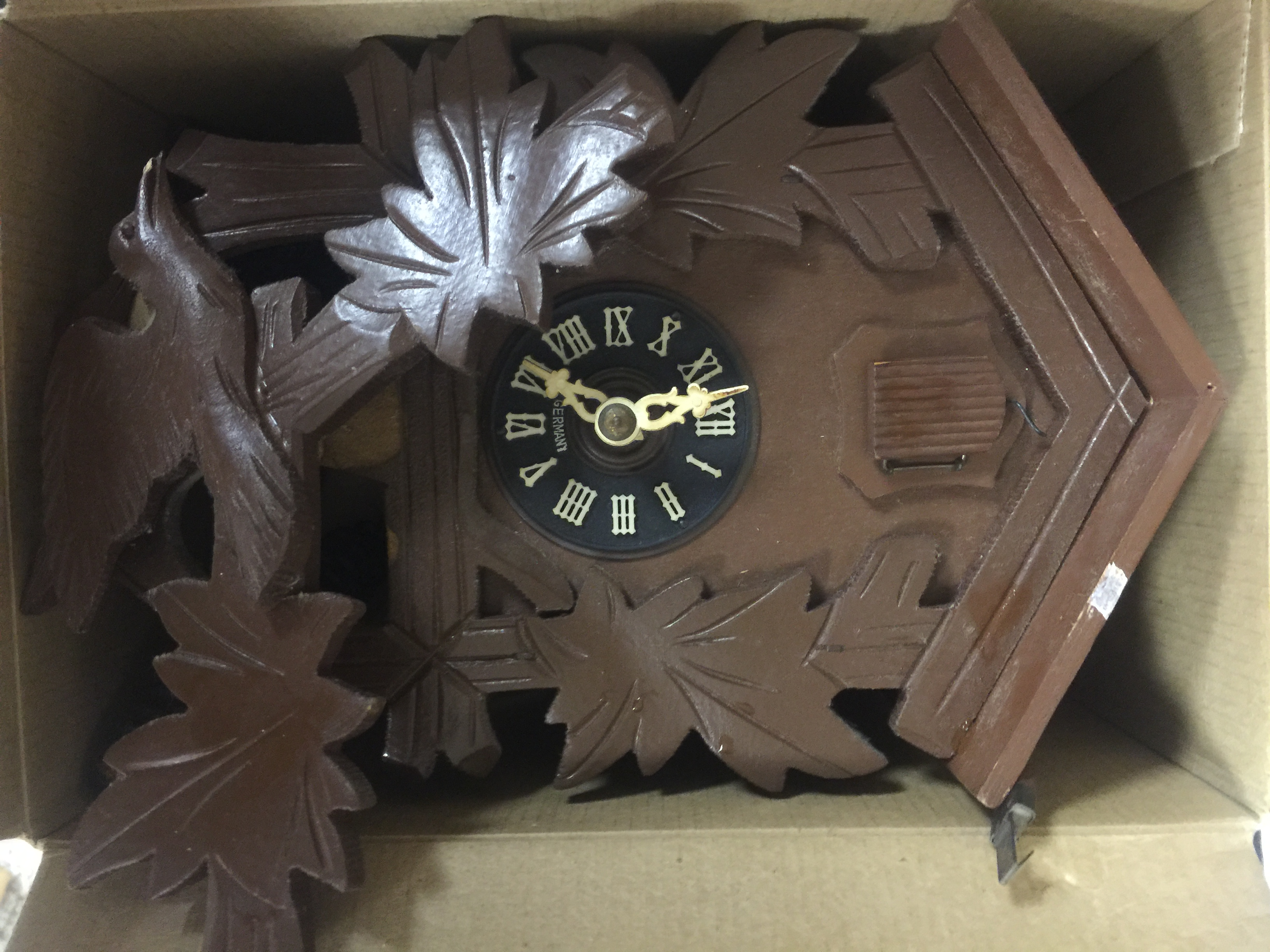 coo-coo clock