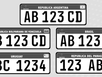 Patente Obligatoria en todo el MERCOSUR a partir de enero 2016