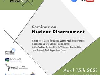 Seminar on Nuclear Disarmament