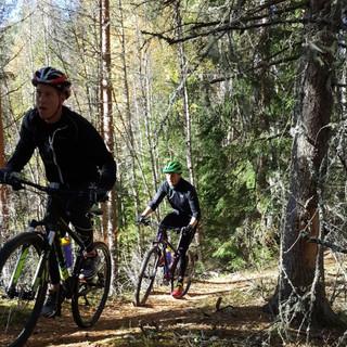 Biking, Stiftsgården Rättvik