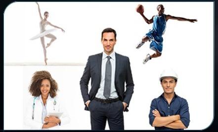 Conheça os profissionais qualificados para o visto EB1 | Professionals qualified for EB1 visa