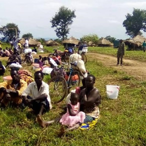 More Refugees from South Sudan - message received 16th June 2020