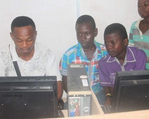 On the technological frontier in Ghana and the Democratic Republic of Congo