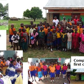 Kafu Nursery and Primary School - an outcome of FAL
