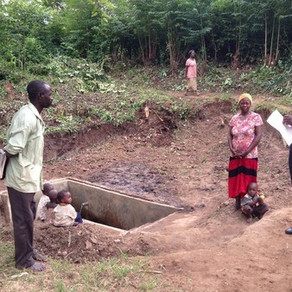 Update on the Community Rural Water Project