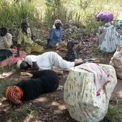 More displaced people in South Sudan