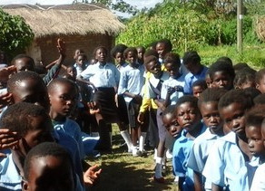 School Packs in Zambia