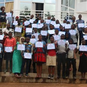 New Cyber-cafe in Gitega, Burundi