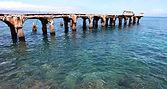 Mala Pier dive site