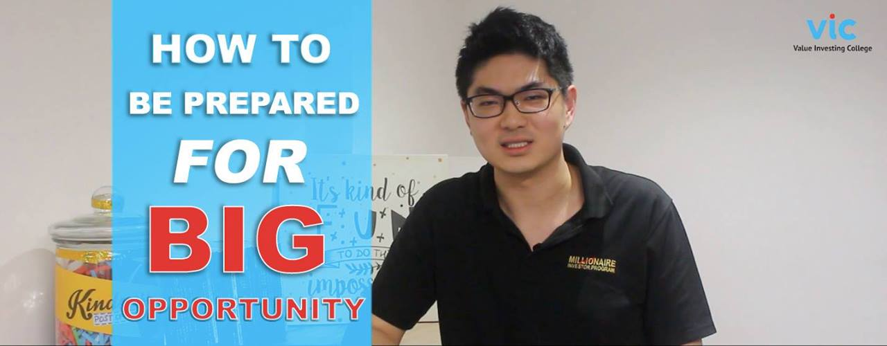 Tips to Grab BIG OPPORTUNITY
